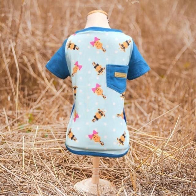 Camiseta Girafinhas