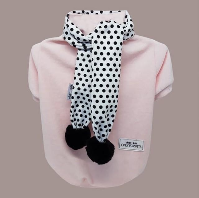 Camiseta Plush Rosa
