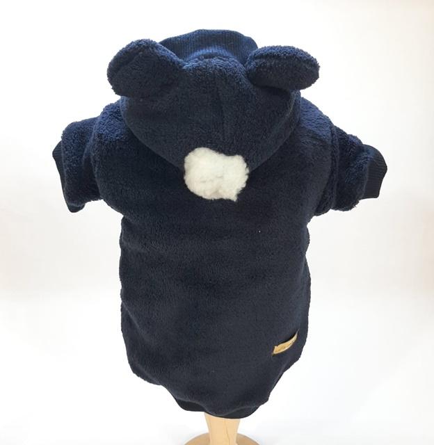 Casaco Urso Mantinha