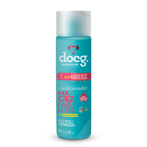 Condicionador Docg | I am fabulous 250ml