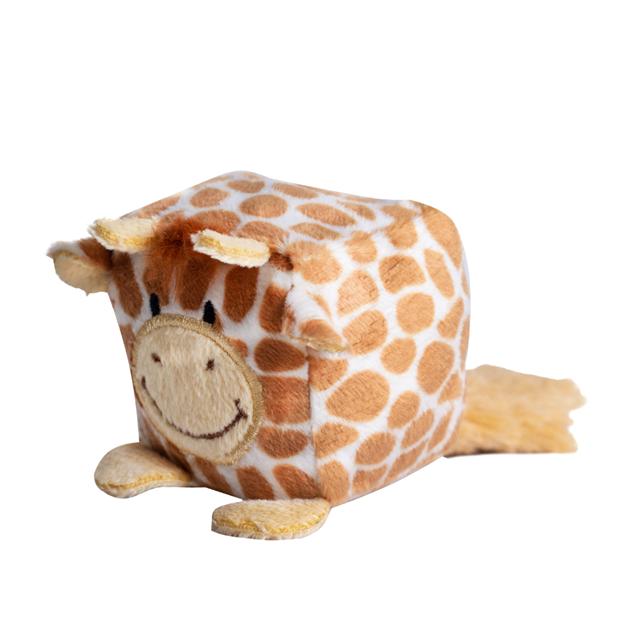 Girafa Mini - Brinquedo de pelúcia para cachorro