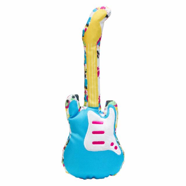 Guitardog - Brinquedo de pelúcia para cachorro