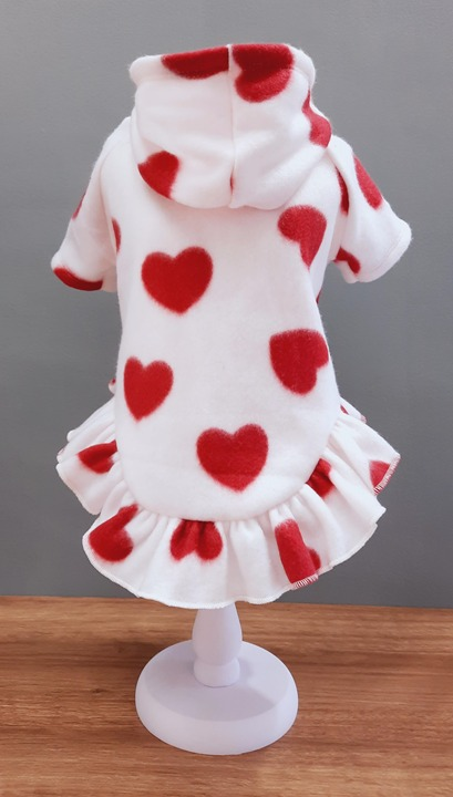 Vestido Heart Coat