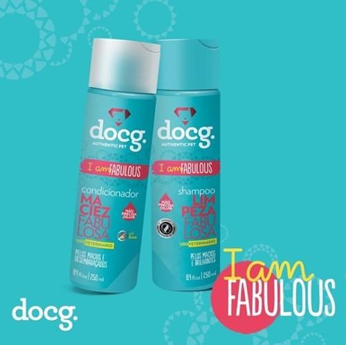I am fabulous - Shampoo + Condicionador