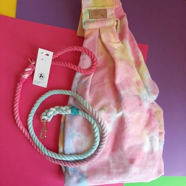 Kit Passeio Tie Dye - Sling + Guia