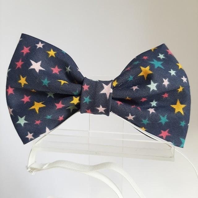 Laçarote/Gravata Estrelas