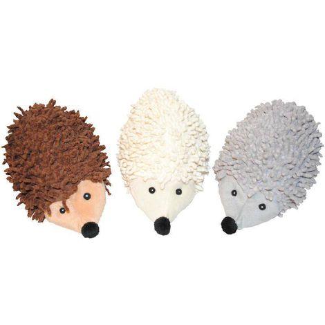 Pelúcia para Cachorro Assorted Hedgehog | Ouriço