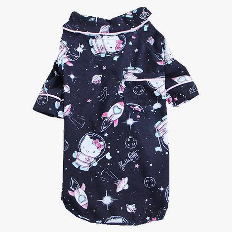 Pijama Malha Hello Kitty