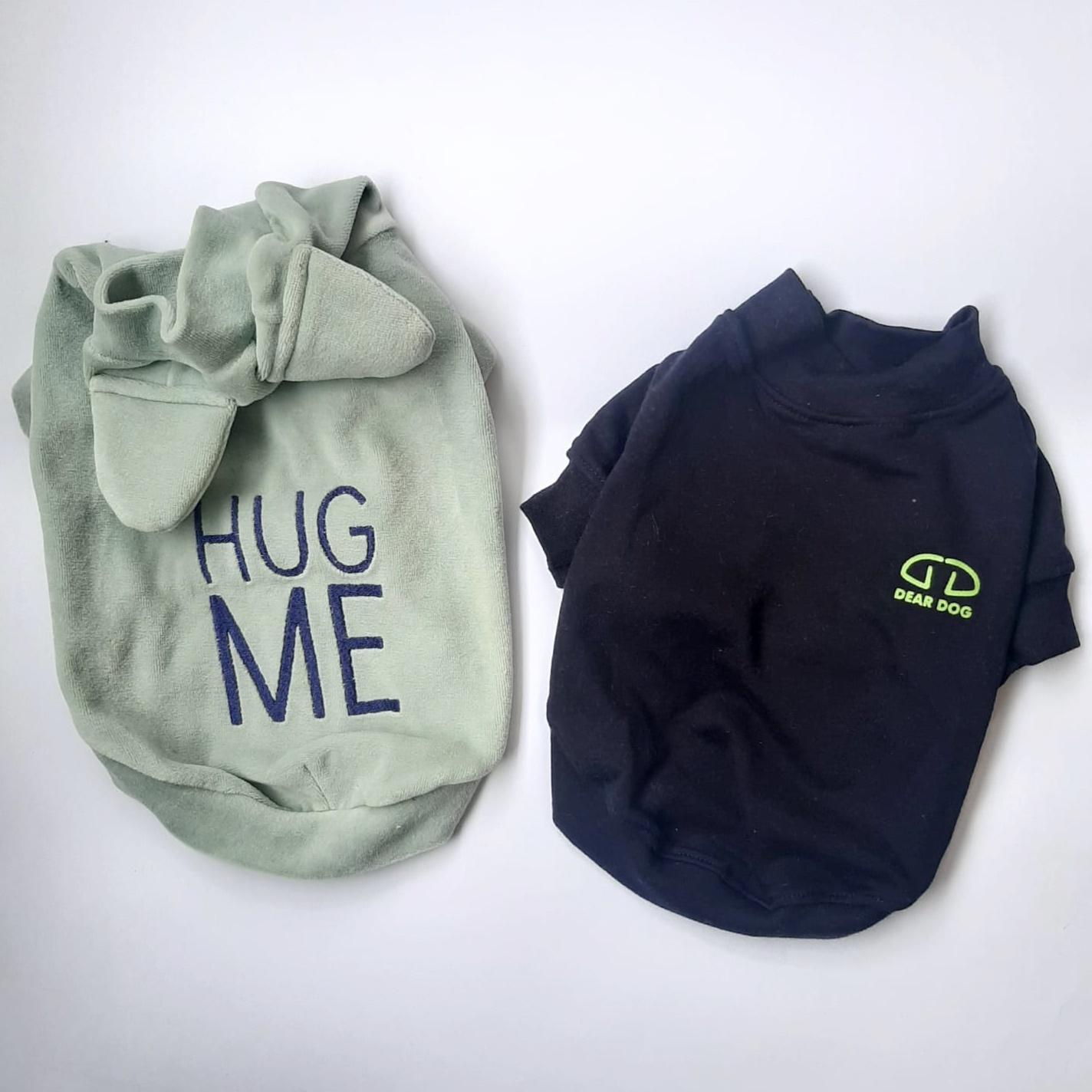 Plush + Moletom Hug Me