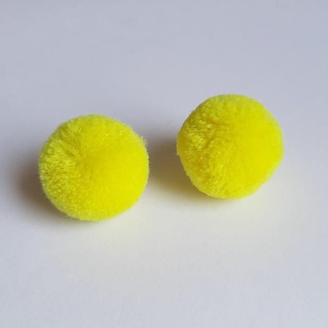 Pompom Candy Colors - Cores Variadas