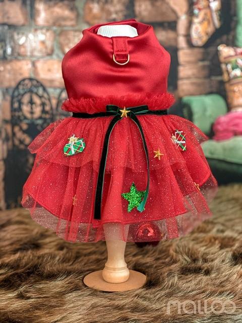 Vestido Gift Vermelho