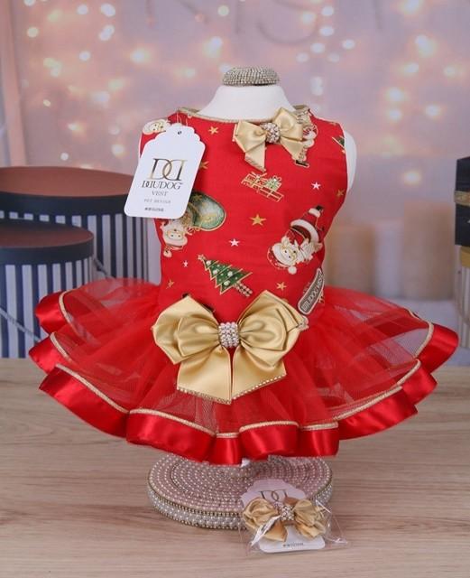 Vestido Natal Noel
