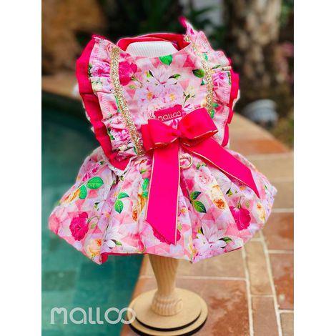 Vestido Primavera Pink