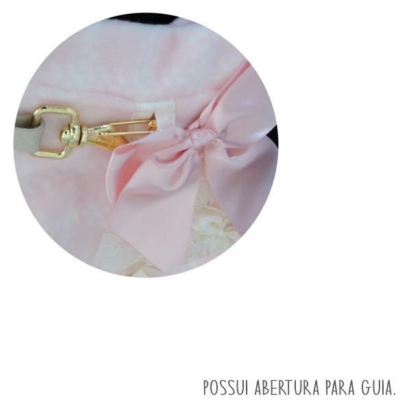 Vestido Soft Rosa