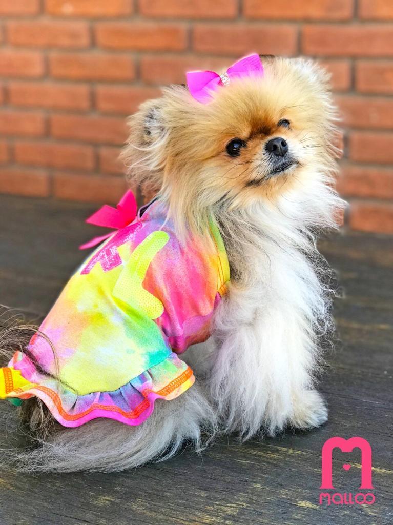 Vestido Tie Dye Colors