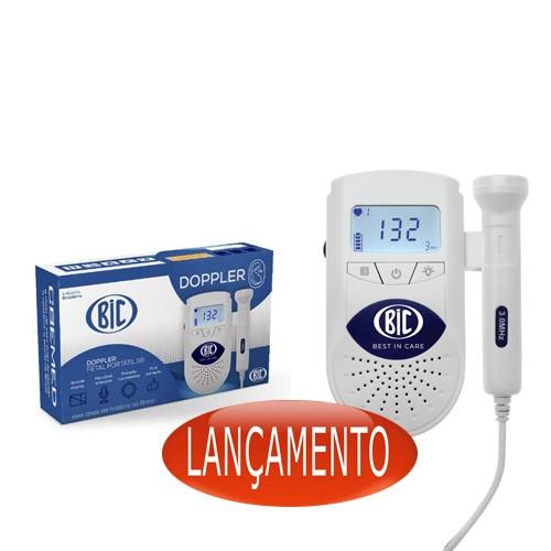 Doppler Fetal Portátil S6 – BIC