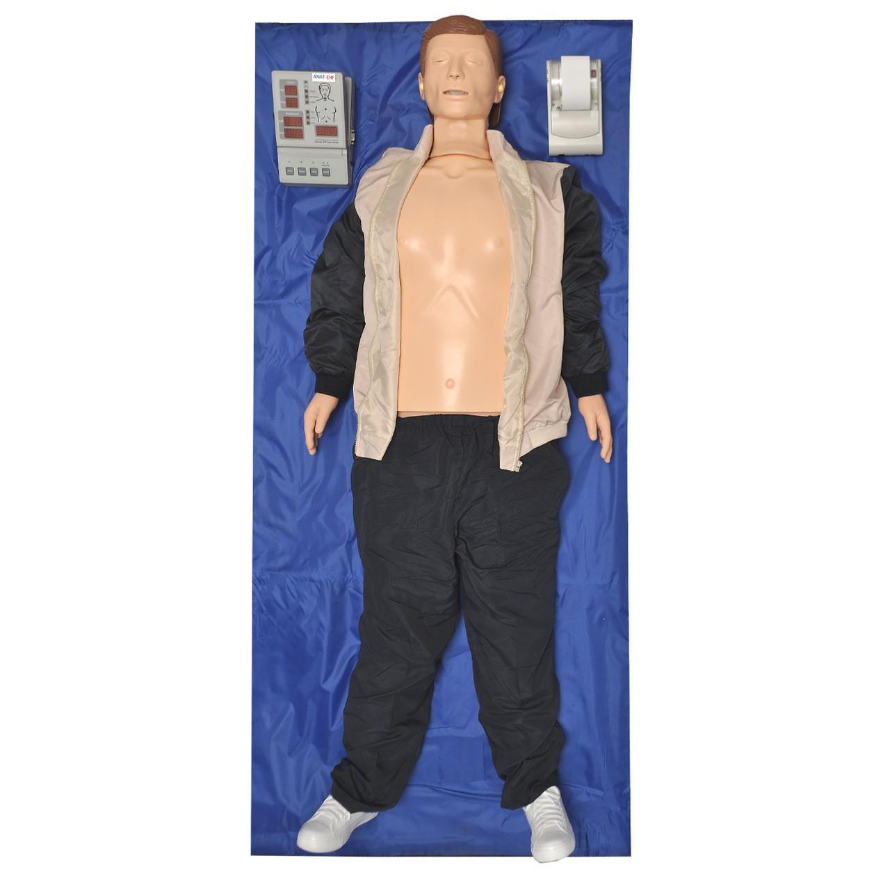 Manequim Corpo Inteiro sem Órgãos para Treino RCP