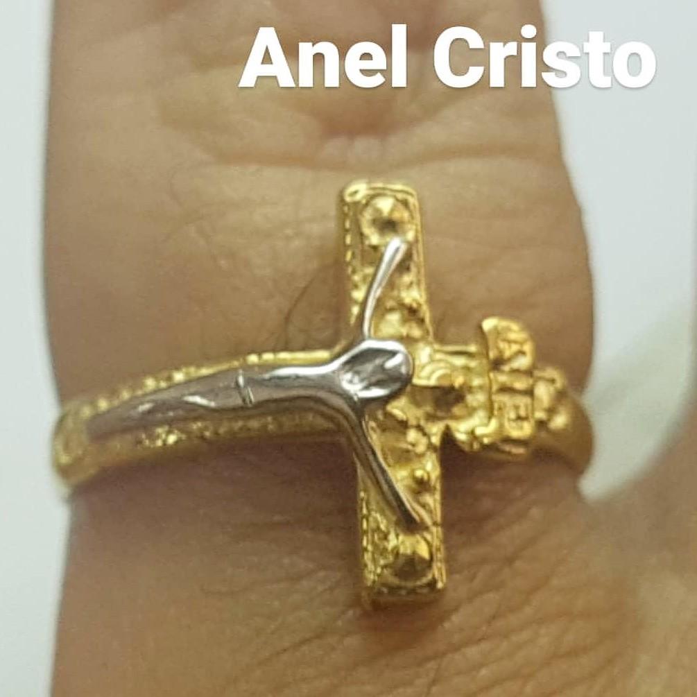 Anel Aparador Cristo 123
