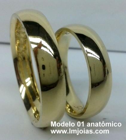 Modelo 01 Anatômico