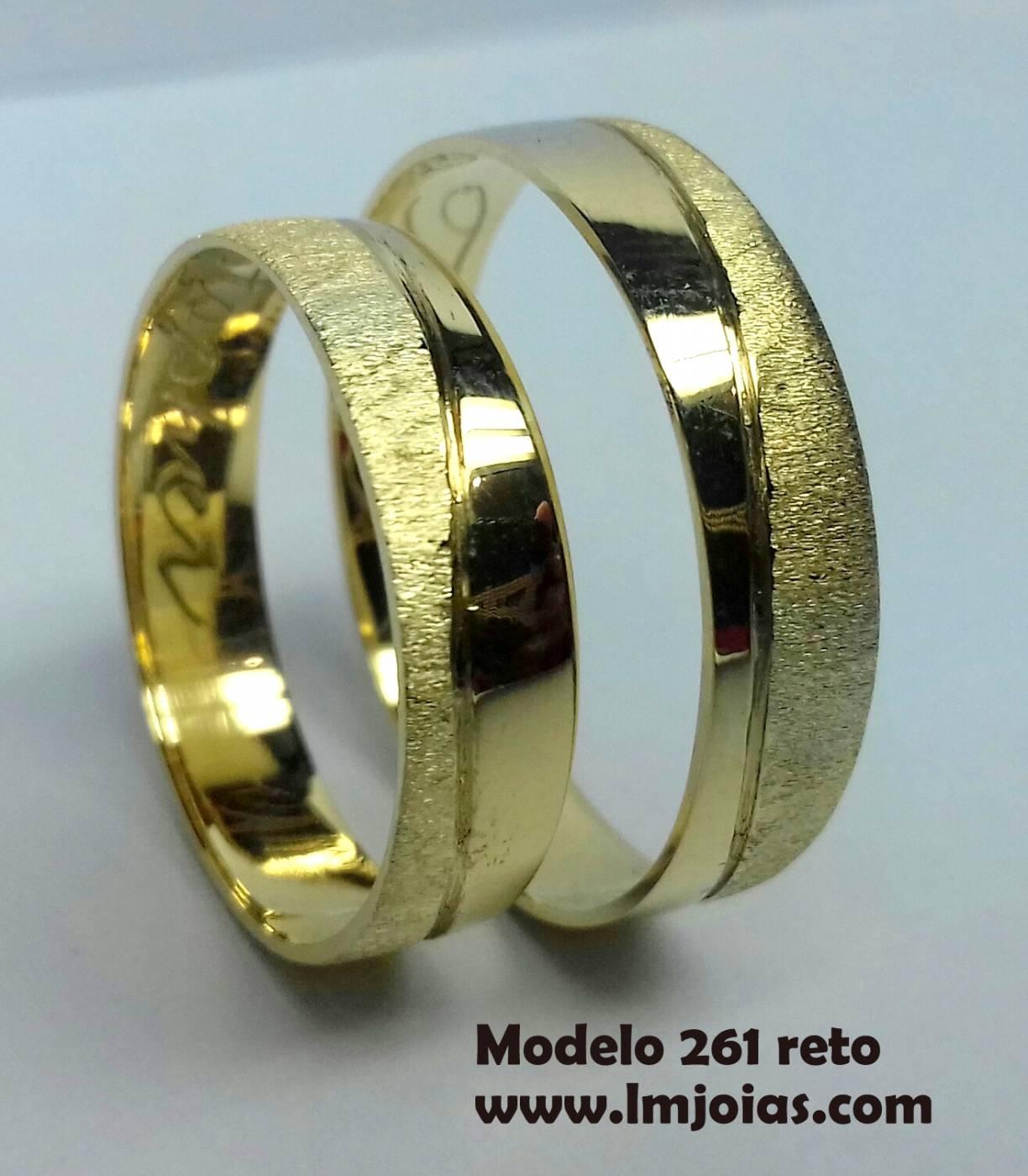 Modelo 261 Reto