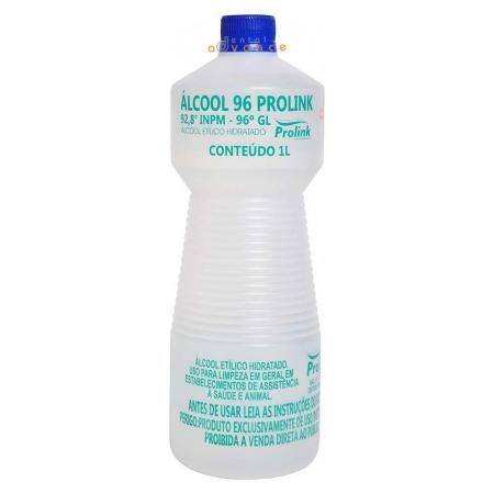 Alcool 96% 1000ml - Prolink