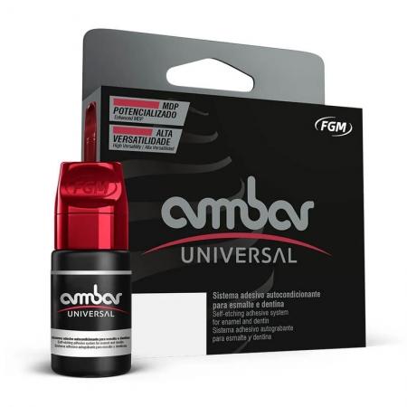 Ambar Adesivo Universal APS Incolor 5ml - FGM