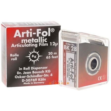 BK28 Papel Carbono 12 µ Arti-Fol Metallic