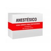 Cristália Anestésico Xylestesin 2% sem vaso com 50 tubetes