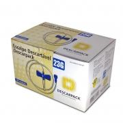 Descarpack Scalp 23G com 100