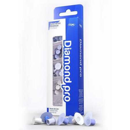 Disco Lixa Diamond Pro com 56 + Mandril - FGM