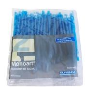 Euronda Sugador Monoart Azul com 40