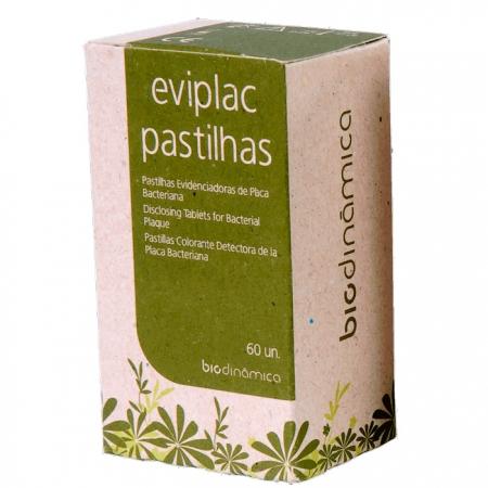 Evidenciador de Placa Eviplac com 60 pastilha - Biodinâmica