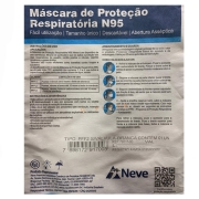 Neve Mascara de Protecao N95 PFF2.S