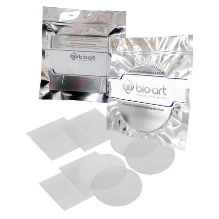 Placa Cristal - Acetato - Bio-Art