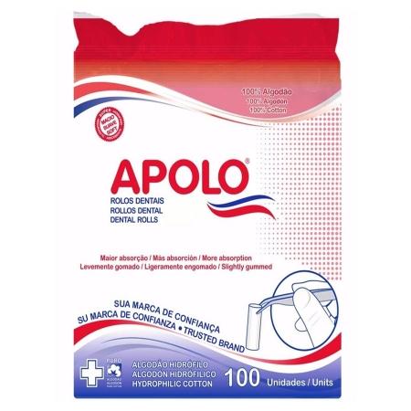 Rolete de Algodão - Apolo