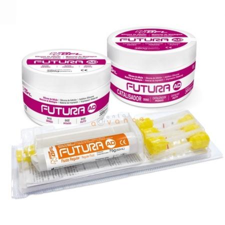 Silicone Adição Futura Kit com Denso + Fluido Regular + Fluido Light - DFL