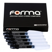 Ultradent Resina Forma Kit com 5 Seringas