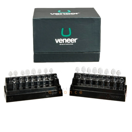 UVeneer Kit Guia de Facetas - Ultradent