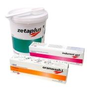 Zetaplus Kit com pesado de 900ml - Zhermack