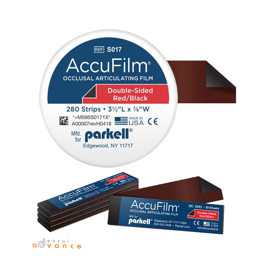 AccuFilm II Papel Carbono - Parkell