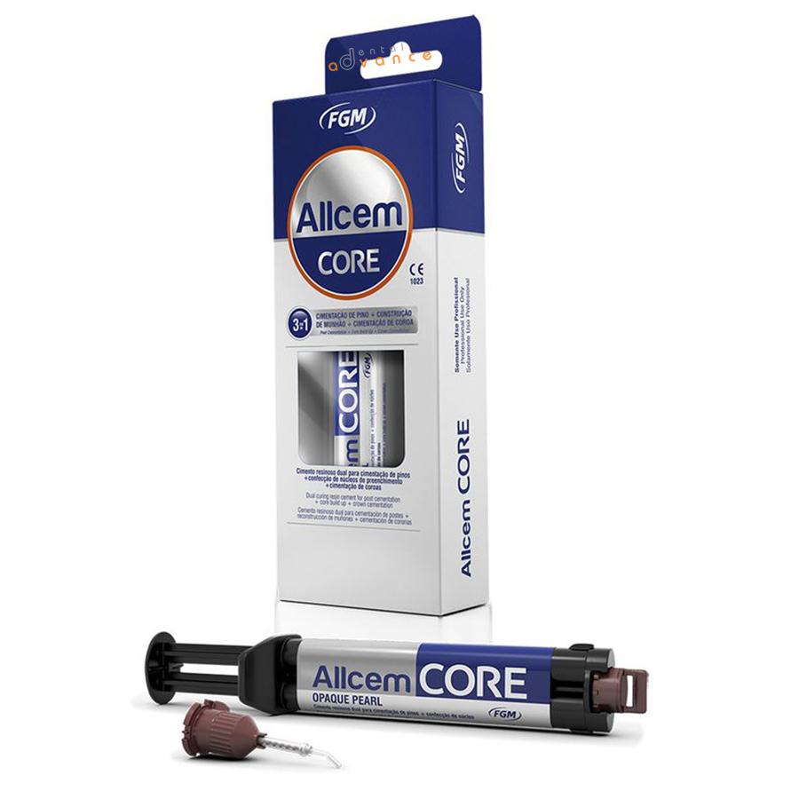 Allcem Core 6g - Cimento Resinoso - FGM