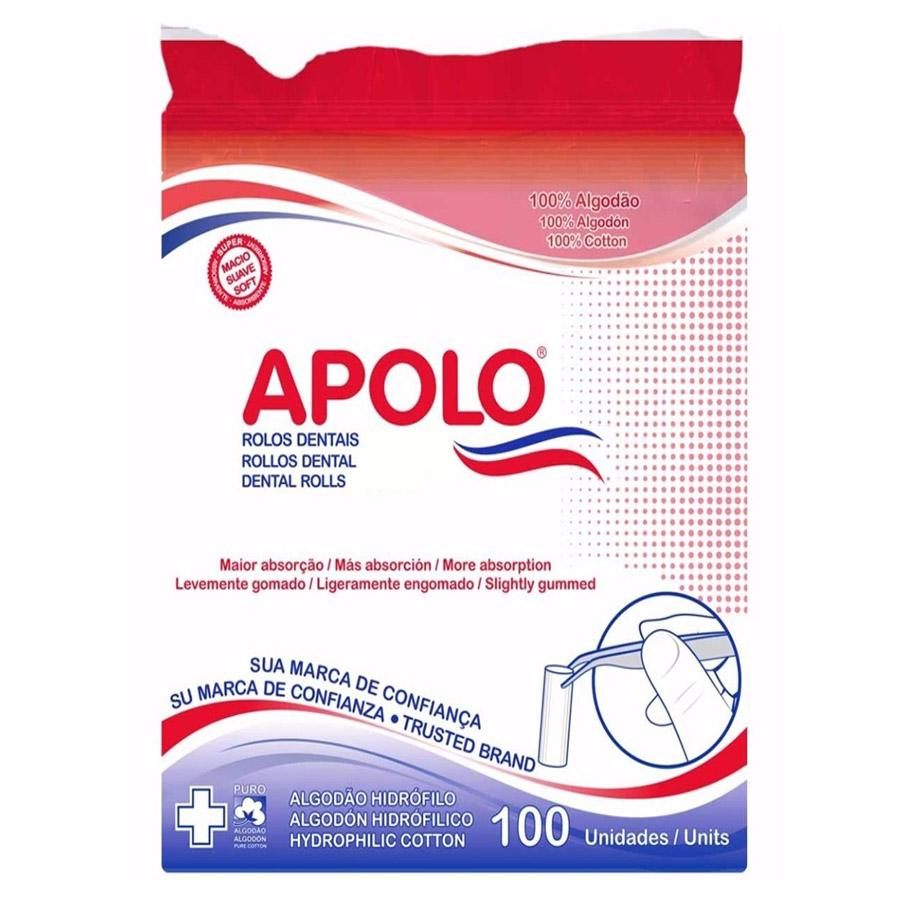 Apolo Rolete de Algodão  - Dental Advance