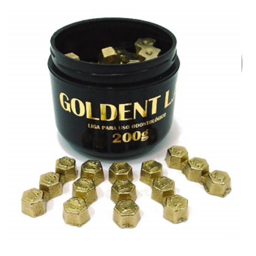 Barras Goldent  - Dental Advance