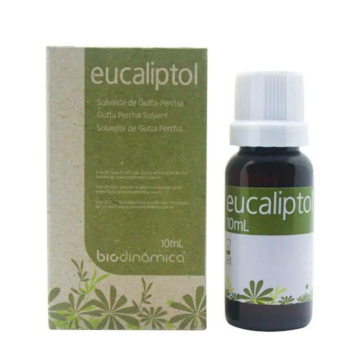 Biodinâmica Eucaliptol Solvente de Gutta 10ml