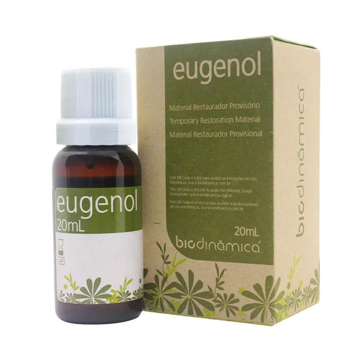 Biodinâmica Eugenol 20ml  - Dental Advance