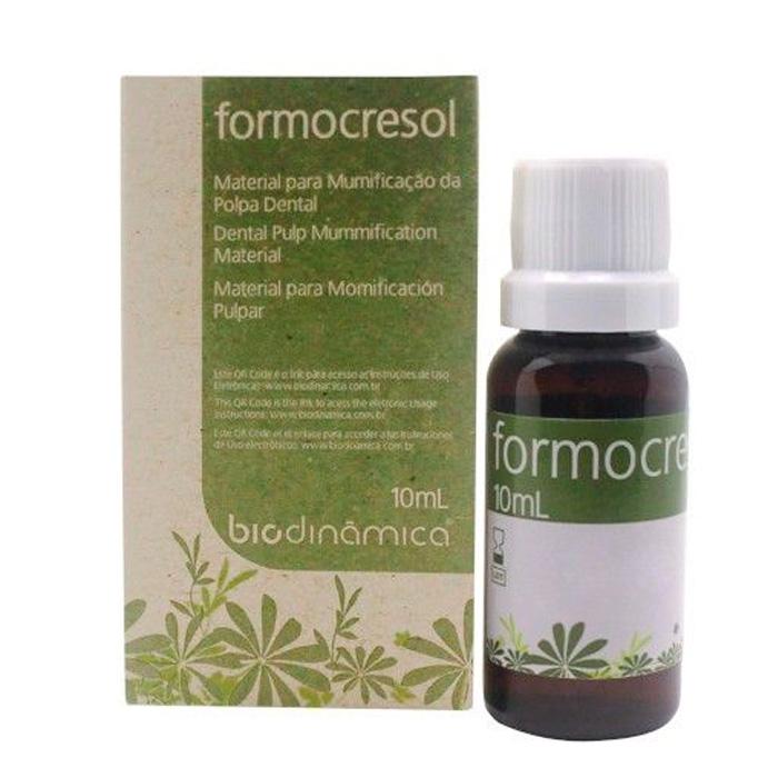 Biodinâmica Formocresol 10ml  - Dental Advance