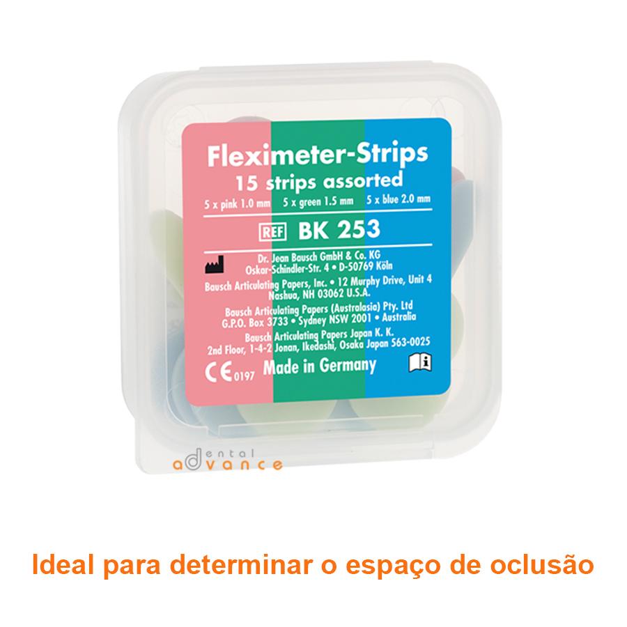 BK253 Fleximeter Strips Sortido