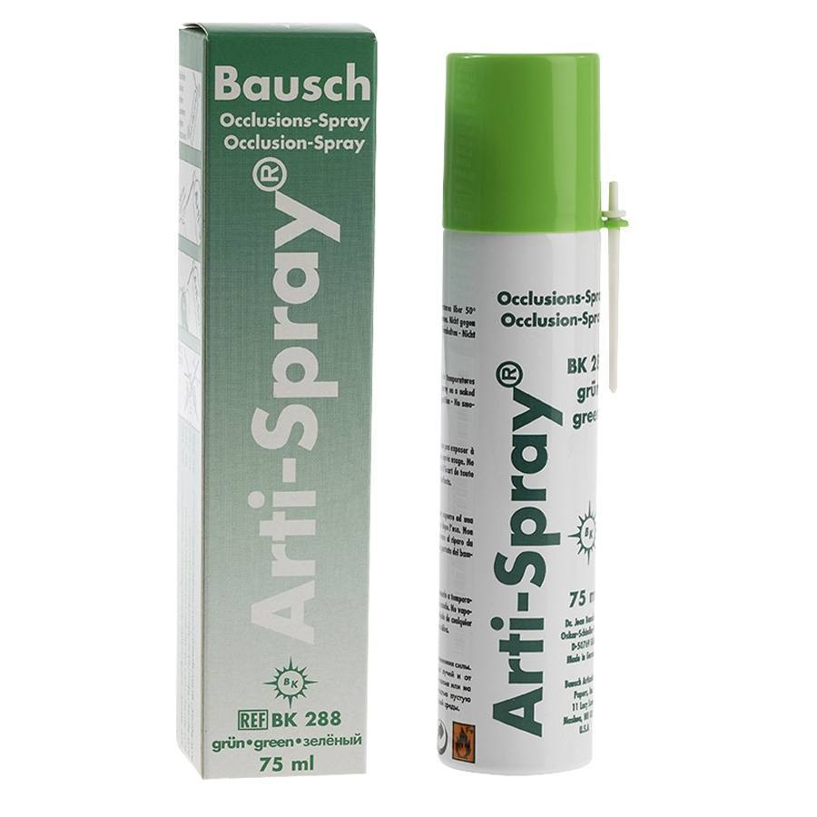 BK288 Papel Carbono Arti-Spray® 75ml - Bausch