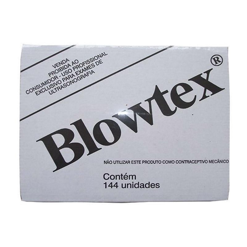 Blowtex Preservativo não Lubrificado uso Clinico com 144 unidade  - Dental Advance