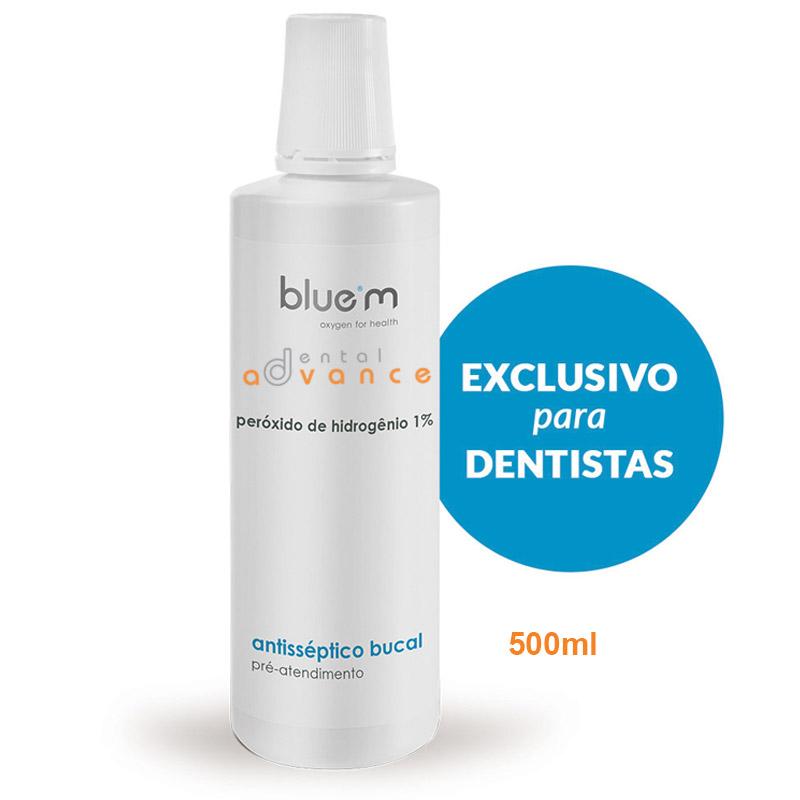 Bluem Antissépto Bucal Pré-atendimento 500ml